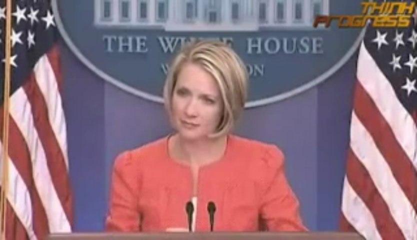 [2008] White House Claims Bin Laden Was Not The 'Mastermind' of Sept. 11 - Press Secretary Dana Perino