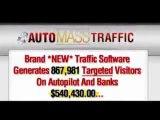 Auto Mass Traffic Generation Software | Auto Mass Traffic Generation Software