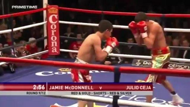 2013-05-11 Jamie McDonnell vs Julio Ceja