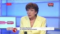 """Roselyne Bachelot : """"Le mensonge  [de Claude Guéant] était avéré. J'ai dit une évidence"""""""