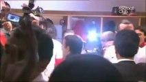 Clash entre Leonardo et Ibrahimovic