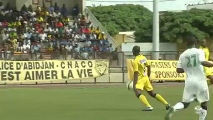 Résumé STELLA - ASEC 3-2 (Ligue1 CIV J21)