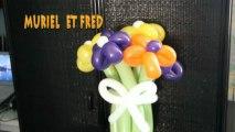 FRED  ANIMATION spectacle  de clown NOEL ENFANTS, ballons sculptés MAGICIEN 72 SARTHES