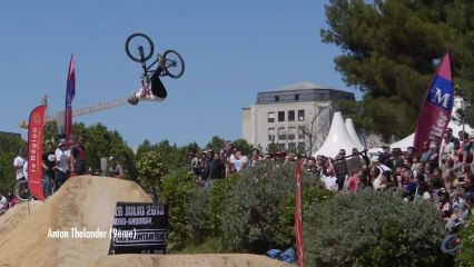FISE 2013 - Vallnord MTB Slopestyle - Qualifications Pro