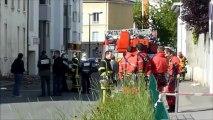 Lyon : trois morts dans l'incendie d'un squat occupé par des roms