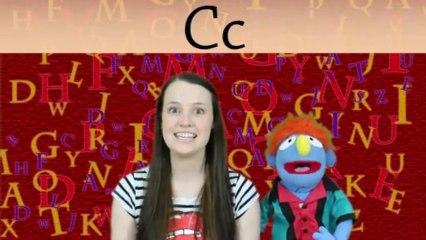 Phonics: The Letter C