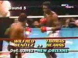 Wilfred Benitez vs. Thomas Hearns_821203