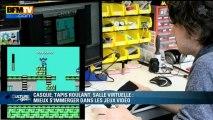 Culture Geek: casques, salle virtuelle… des accessoires pour s'immerger complètement dans les jeux vidéo - 13/05