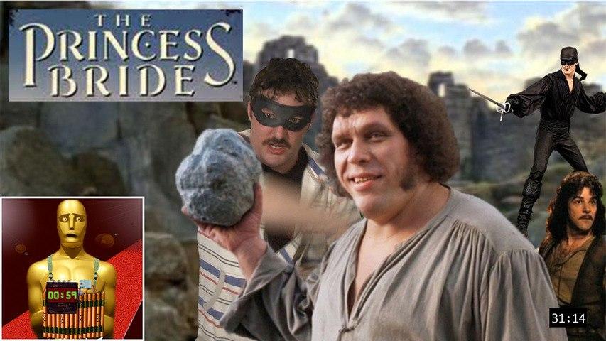 The Princess Bride - 1 Man 1 Movie 1 Minute