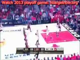 Download Miami Heat vs Chicago Bulls 2013 Playoffs game 4 Rapidshare