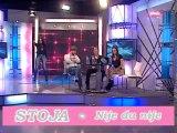 STOJA - Nije da nije - Tacno u podne - 13 05 2013  Pink Plus