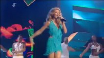 Kylie Minogue - I Believe In You & can't get you out of my head - smash hits awards 2004