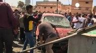 Attentat à la voiture piégée en Lybie