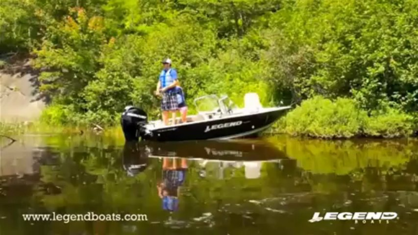 Top Fishing Boats by Legend Boats 15 AllSport
