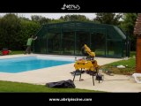 ► INSTALLATION D'UN ABRI DE PISCINE - Abris VENUS International