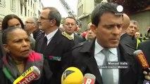 Trois morts dans la communauté Rom à Lyon dans un incendie