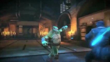 Raphael Trailer de Tekken 5 Dark Resurrection