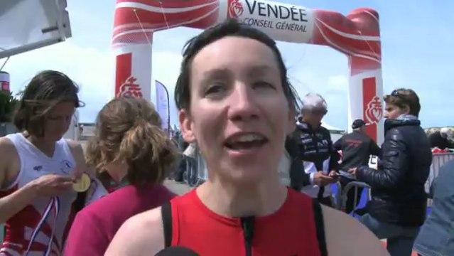 Triathlon Olonne sur Mer 2013