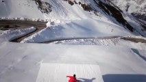 Almdudler Snowpark Sölden - Big Jump 2013 - Snowboard Teaser