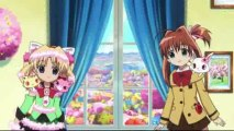 Jewelpet Tinkle Kabanata 3 - Ang pagkakakilala ni Ruby at Akari kay Labra~DOKIDOKI