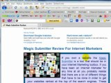 Magic Article Rewriter And Magic Article Submitter | Magic Article Rewriter And Magic Article Submitter