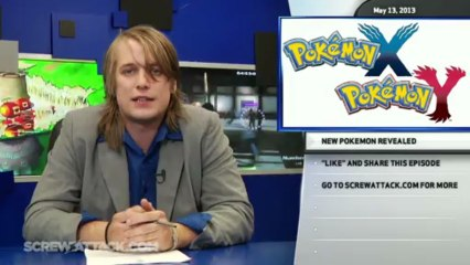 EA Big Cheeses Selling Their Stock, Ace Attorney Coming to USA and Europe, and New X & Y Pokemon Revealed - Hard News Clip