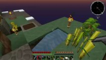 FTB Ultimate Skyblock | To the Nether | (Feed the Beast Modpack) Ep.2