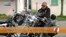 Un rassemblement Harley Davidson à Oberbronn