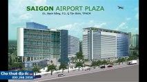 Saigon Airport Plaza, căn hộ sân bay, Quận Tân Bình Call: 0902685050