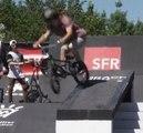 Highlight BMX - Avenue Street Line - Fise World Montpellier - 2013
