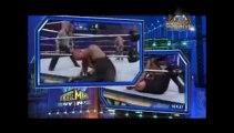 undertaker vs cm punk 21-0 streak match 7th april 2013 wrestlemania 29 commentator Ahmed 3laa Metwally