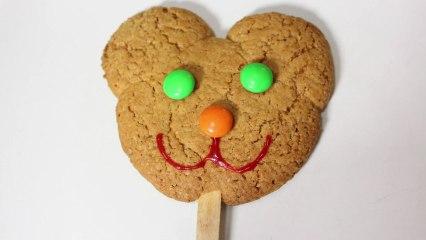 How to make cookies : Teddy bear cookies