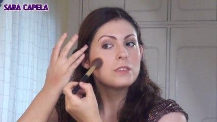 Blush makeup tutorial