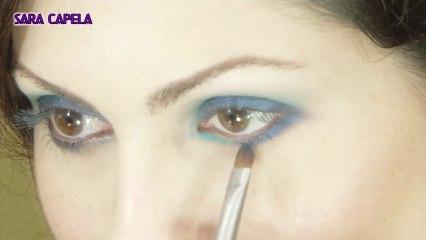 Royal Blue Eye Makeup Tutorial