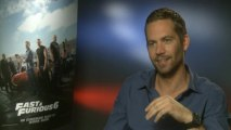 Fast and Furious 6: Paul Walker's terrible British accent