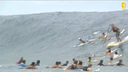 Teahupoo Tahiti Surf