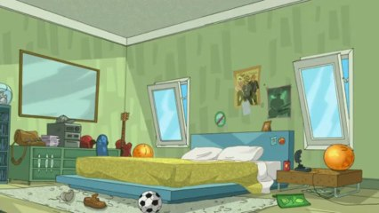 Phineas and Ferb - Song english - Fly on the Wall