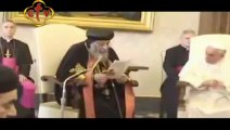 Visite du Pape Tawadros II au Vatican : Rencontre avec le Pape François