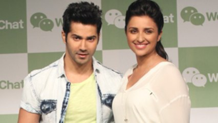 Parineeti Chopra and Varun Dhawan Looks Stunning In Trendy Outfits!