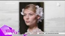 Coiffure: les chignons de mariée