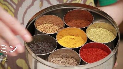 インドのスパイス - 1 Indian Spices – 1