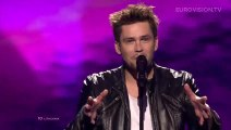 Andrius Pojavis - Something (Lithuania) - LIVE - 1st Semi-Final
