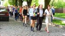 Juwenalia 2013: studenci PWSZ przemaszerowali ulicami miasta