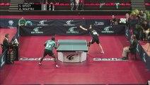 Best of championnats de France tennis de table 2013
