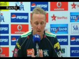 Mental intensity always geared towards success says Pune Warriors coach Allan Donald after win over Kolkata Knight Riders