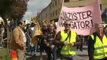 Suède - extrême droite et extrême gauche face à face à propos d'une mosquée-1
