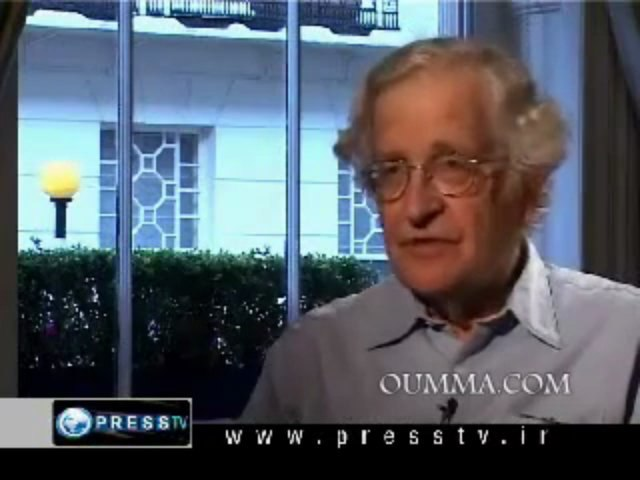 Noam Chomsky:  No Evidence that al Qaeda Carried Out the 9/11 Attacks