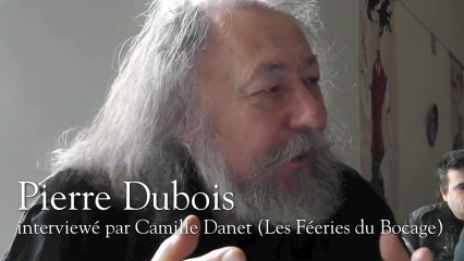 Pierre DUBOIS, avril 2013