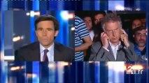 Journal Télévisé de France 2 le 31 mai 2010 Raid sur la flottille de Gaza