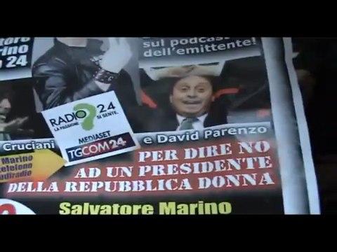 SALVATORE MARINO-IL NOTO MASCHIO 100% IN MEGA INTERVISTE A STUDIO UNO ABRUZZO CON SPRECACENERE-E ALLA MITICA RADIO 24 LA ZANZARA CON DAVID PARENZO E CRUCIANI-368.3970288 TEL.